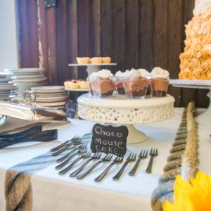 Mousse Cake & Keylime