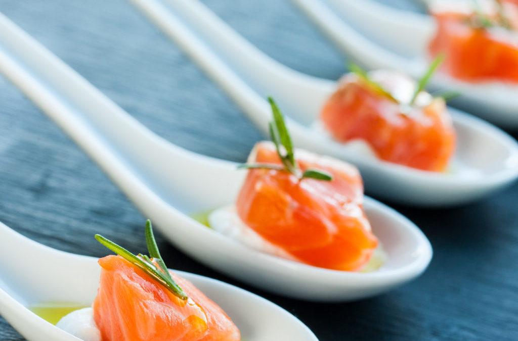 Salmon Creme Fraiche