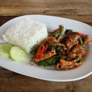 Sweet Chili Pork