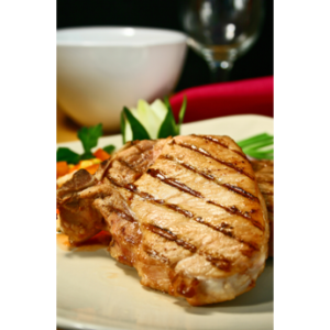 Chargrilled Pork Chops